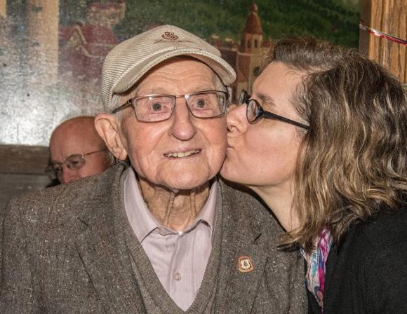 """Atherton Treasure"" Louis Matas passes away at 105"