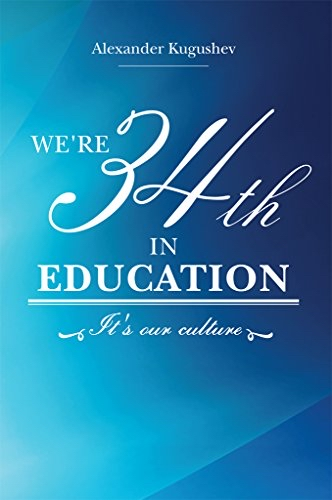 In new book, Menlo Park resident Alexander Kugushev ponders why American education lags