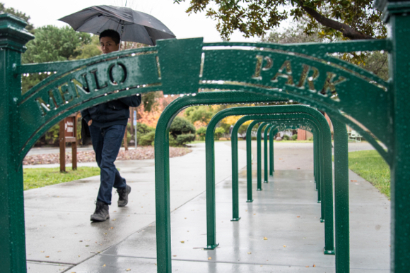 Post image for Weekend rain in Menlo Park pushes annual rainfall past last year's total