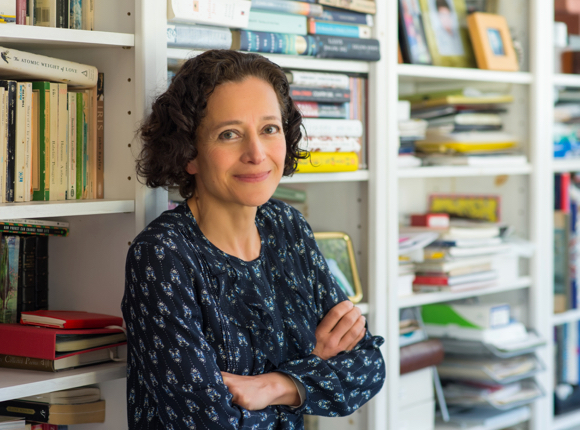 Author Donia Bijan turns to fiction in a novel set in her native Iran