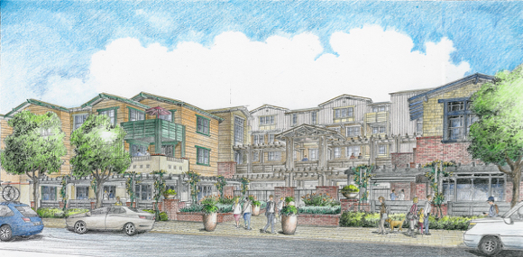 Post image for Learn about Stanford's Middle Plaza project at community meeting on March 16