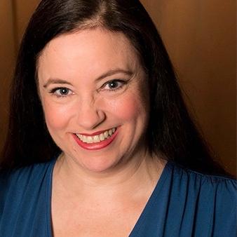 Mezzo-soprano Sally Mouzon is at St. Bede's on Sunday, April 2