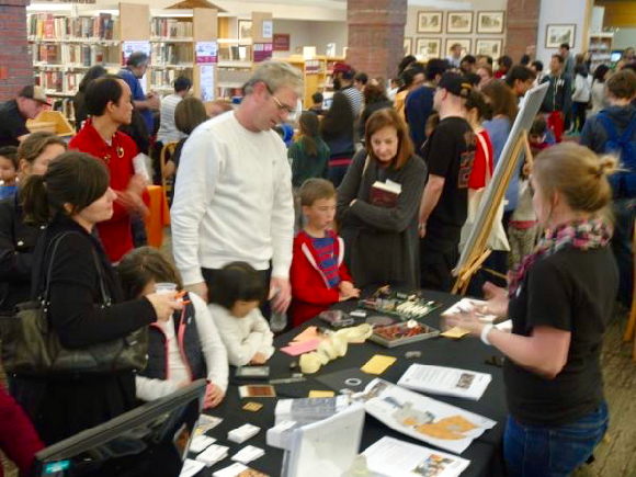 Post image for Science Night returns to the Menlo Park Library on March 30