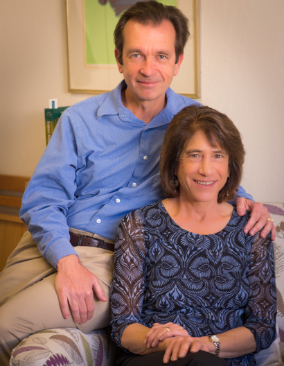 Psychologists Lori and Tom Plante co-author book to help college students graduate with honor