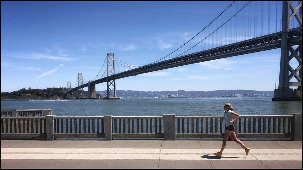 Exploring San Francisco's Embarcadero with my iPhone