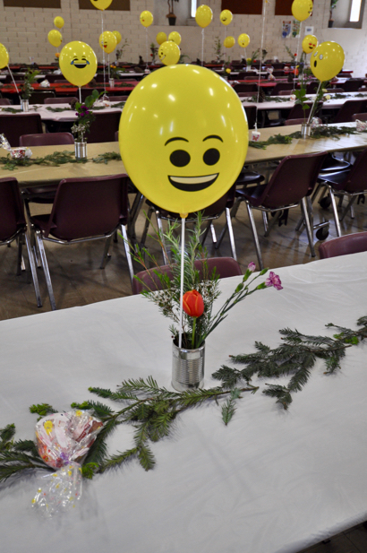 Volunteers are key to Easter meal at St. Anthony's Padua Dining Room
