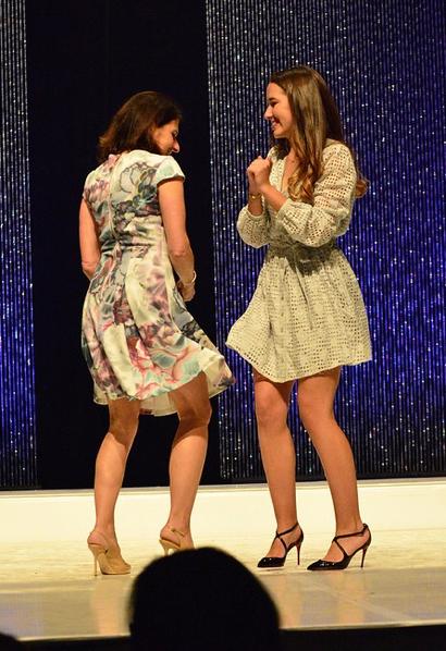 Spotted: InMenlo fashionistas strutting their stuff at M-A fashion show