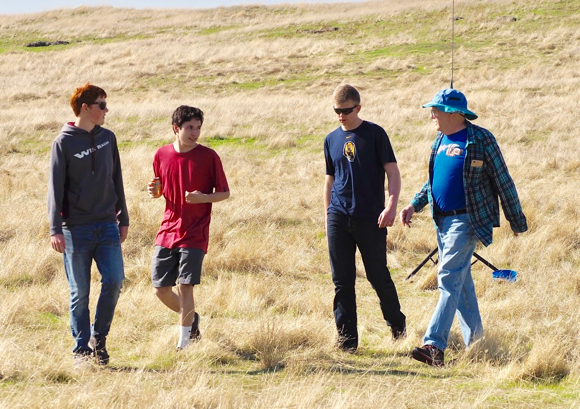 Post image for Menlo-Atherton Bears advance to national finals of world's largest rocket contest