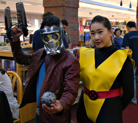 Post image for Comic Con returns to the Menlo Park Library on May 13