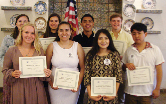 Menlo Park Kiwanis Club awards $55,000 in scholarships to Menlo-Atherton High School seniors