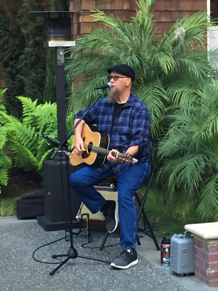 "Post image for Stanford Park Hotel launches ""Music on the Patio"""