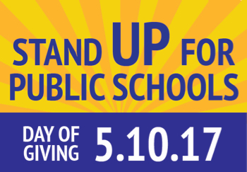 Post image for Stand Up for Public Schools Day is May 10