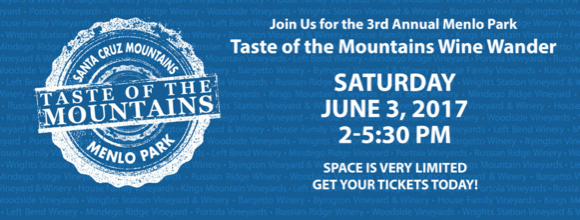 Post image for Taste of the Mountains returns to downtown Menlo Park on June 3