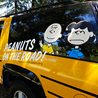 Post image for Peanuts Naturally Festival coming to Menlo Park Library on June 27