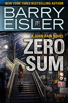 Hometown author Barry Eisler launches new John Rain thriller at Kepler's