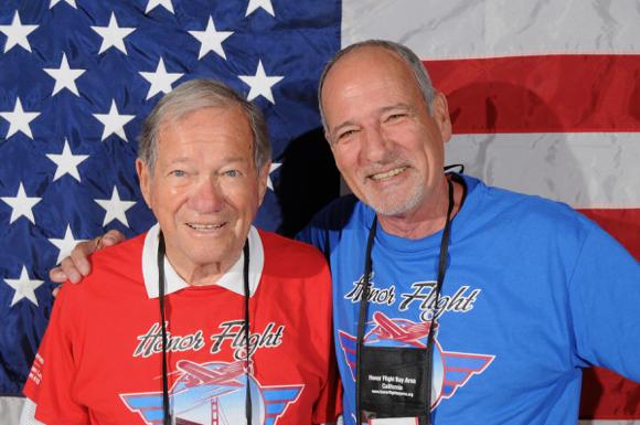 Menlo Park Kiwanis Club hosts WWII veteran on July 18