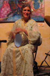 Post image for Middle Eastern Percussion with Mary Ellen Donald on July 15