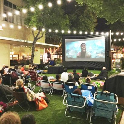 Menlo Movie Series kicks on on Thursday, July 27