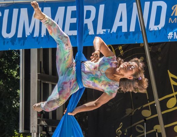 Menlo Summer Fest returns to Santa Cruz Avenue on July 21-22