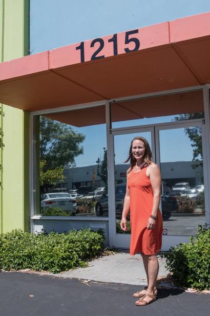 Tanya Sheckley plans new Menlo Park school in her daughter's honor