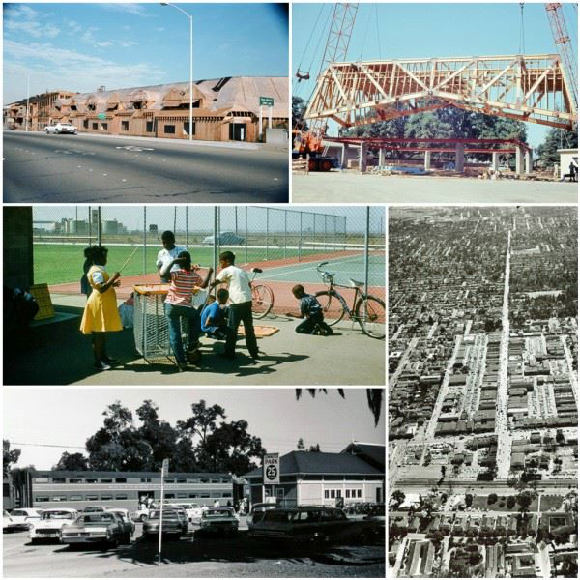 Post image for Historical photos of Menlo Park available for all to enjoy thanks to Planning Division efforts