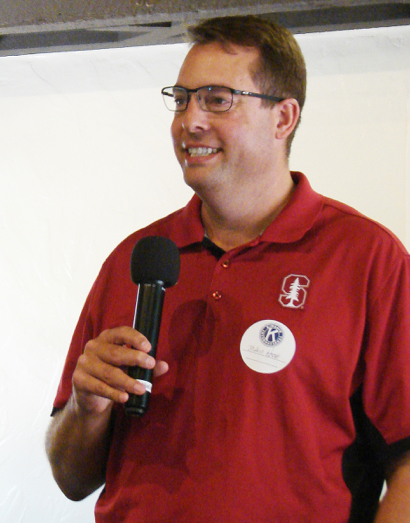 Post image for Jerod Haase talks to Menlo Park Kiwanis about what's ahead for Stanford men's basketball