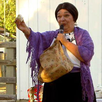 Post image for Meet Juana Briones in Menlo Park on August 12