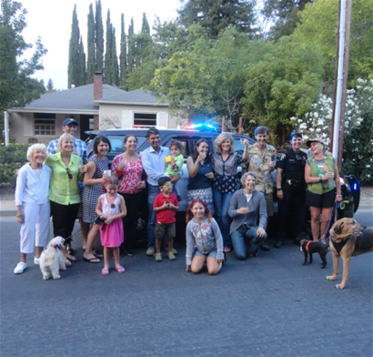 Post image for National Night Out block parties are spread across Menlo Park on August 1
