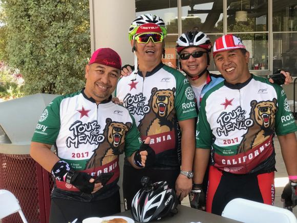 2017 Tour de Menlo