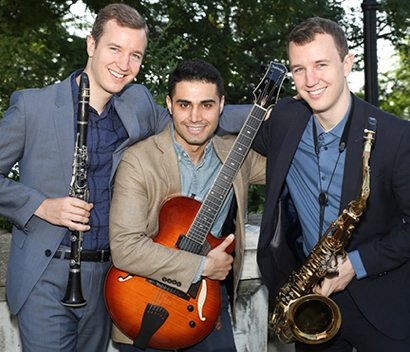 Post image for Peter and Will Anderson Trio will appear at M-A PAC on Sept. 23