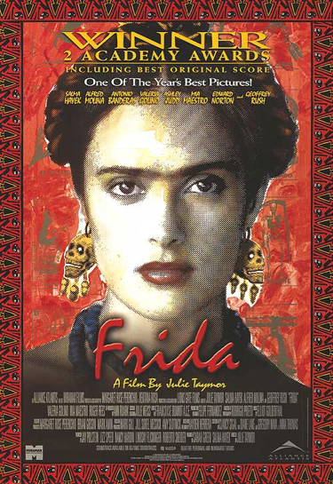 Post image for The film Frida will be screened at Menlo Park library on Sept. 12