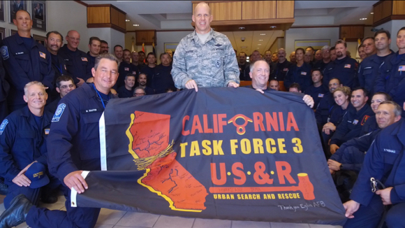 Post image for California Task Force 3 is headed back to Menlo Park from Florida