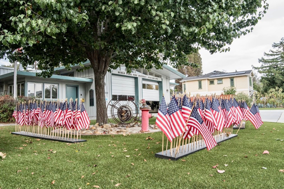 Post image for Fire stations in Menlo Park remember those who died on 9/11