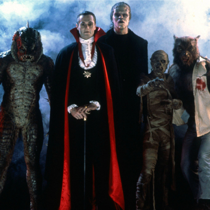 Post image for The Monster Squad invades Menlo Park Library on October 10