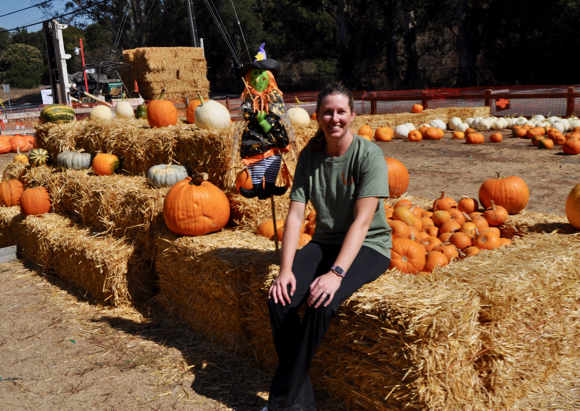 Post image for It's a fourth generation Webb who is overseeing this year's Pumpkin Patch