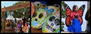 Celebrate Halloween and Dia de los Muertos at Facebook on October 28
