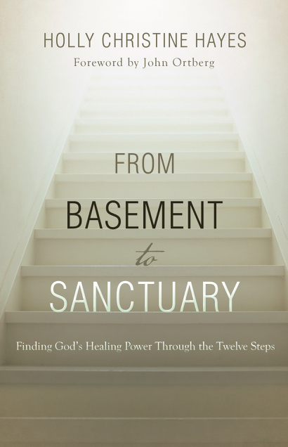 """Holly Hayes returns to Menlo Park to launch her book, """"From Basement to Sanctuary"""""""