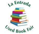 La Entrada used book fair takes place Nov. 6 to 20