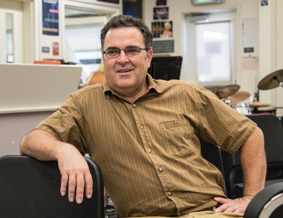 Richard Vaughn Hillview Middle School music teacher