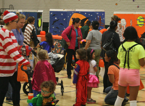 Spooky Carnival comes to Onetta Harris Community Center on October 26