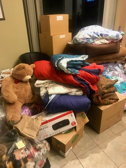 Post image for Where to donate – and what's needed – for victims of North Bay fires