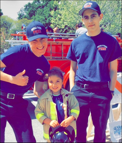 Post image for Two of the teens killed earlier this week were Fire Explorers – Menlo Park Fire District mourns the loss of promising lives