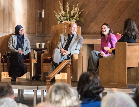 Post image for Trinity Church continues its programs about Islam with speakers the next two Sundays