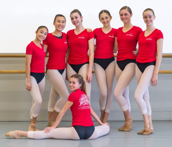"Seven dancers in this year's production of ""It's a Wonderful Nutcracker"" involved since inaugural year"