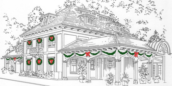 Holiday with Friends at Folger Stable on Dec. 2