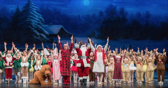 "Post image for ""'Twas the Night Before Christmas"" continues its run on Dec. 9 and 10"
