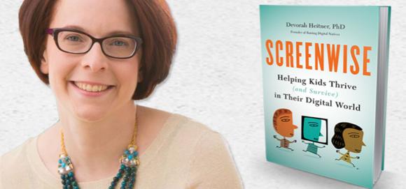 Post image for Devorah Heitner, PhD, of Raising Digital Natives is M-A parent ed speaker on Jan. 23