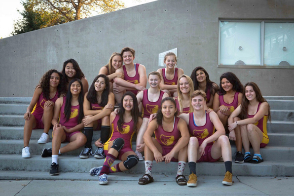 Menlo-Atherton Girls Wrestling Team ranked 1st as they head to CCS Tournament
