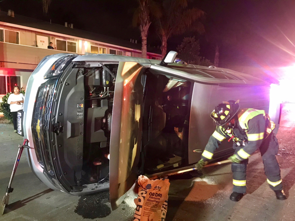 Post image for Menlo Fire reminds drivers to buckle up before driving