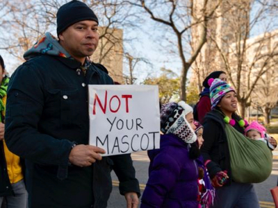 """""""More Than a Word: A film about Native American-based mascots…"""" screens on Jan. 30"""